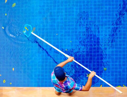 Koncept bezúdržbového bazénu a nová služba Pool monitor